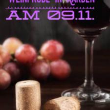 Ankündigung: Weinprobe am 09.11.2019