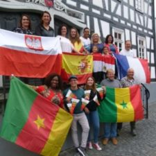 Bilder: Internationales Straßenfest 2018