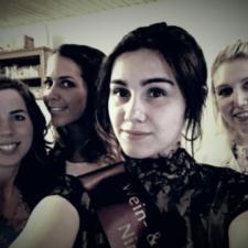 Unsere Weinköniginnen </strong>❤️
